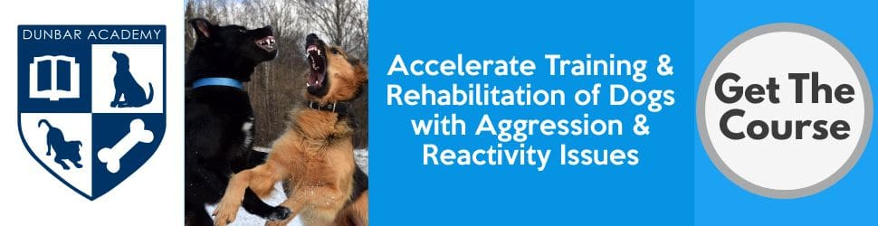 Accelerate the Training & Rehabilitation of Dogs with Aggression & Reactivity Issues