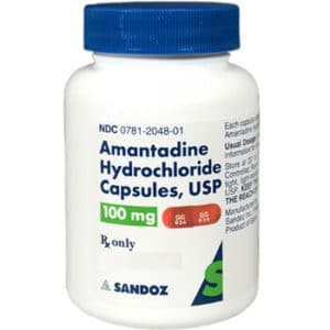 Amantadine is a pain reliever for dogs