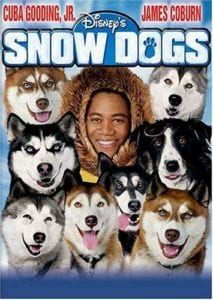Movie poster for movie Snow Dogs