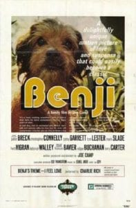 movie poster for movie Benji