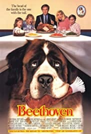 Movie poster for Beethoven